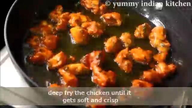 recipe of chicken pakora