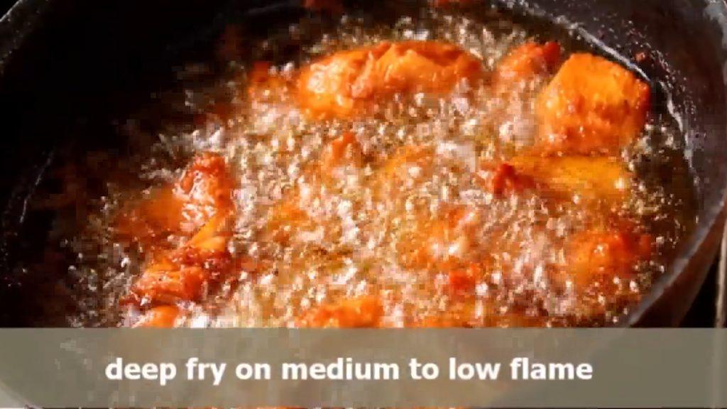 deep fry well