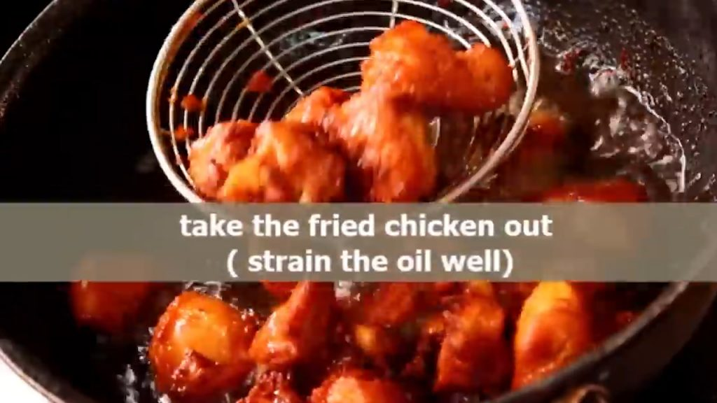 boneless chicken fry
