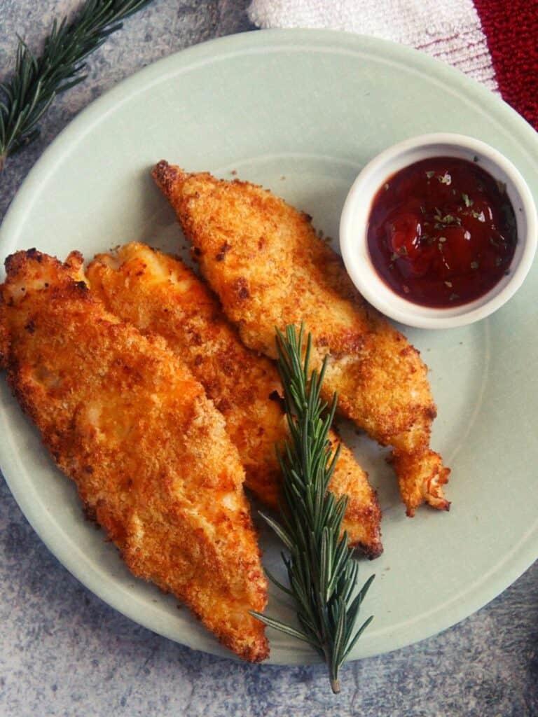 air fryer fish fillet tilapia