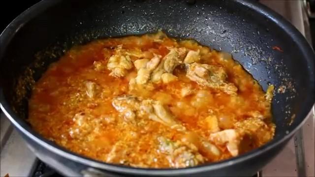 cooking chicken until soft