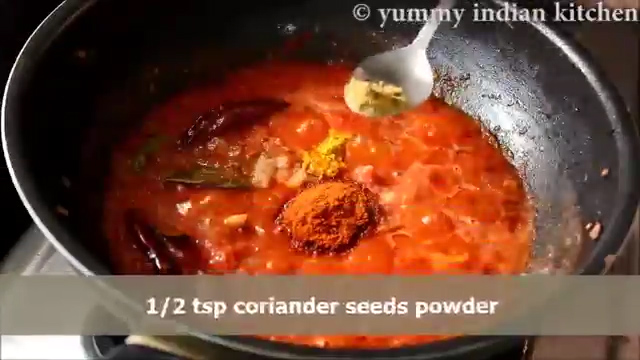 adding dry spices