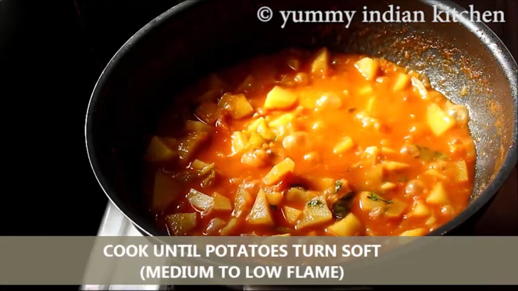 cooking until soft